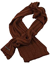Diesel Jonquera Men's Scarf in Brown