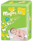 babies best Magics Flexidry Windeln Größe 4 Maxi 7-18 kg Monatspackung, 174 Windeln, 3er Pack (3 x 58 Stück)
