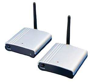 König 2,4 GHz Audio/Video Sender und Empfänger