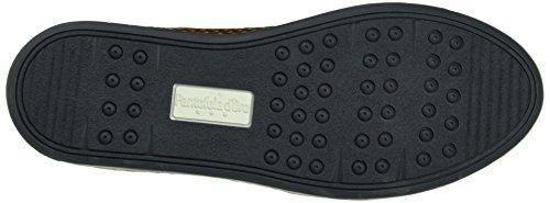 Pantofola d'Oro Auronzo Perforazione Uomo Low, Sneakers basses homme Braun (.Jcu)