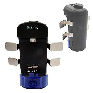 Mcbazel Brook PS4 Wireless Controller Adapter Marine für PS4 zu PS4, PS3, Switch, Android, PC und Mac mit 4 zusätzlichen anpassbaren Tasten zur Unterstützung von Turbo und Remap
