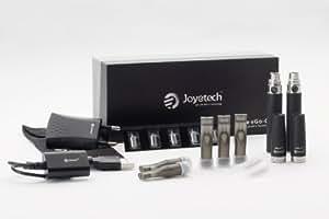 Original Joyetech eGo-C Starterset - der eGo-T-Nachfolger mit dem Changeable Atomizer System - elektrische Zigaretten