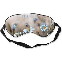 Romantic Blue Daisy Flowers 99% Eyeshade Blinders Sleeping Eye Patch Eye Mask Blindfold For Travel Insomnia Meditation preisvergleich bei billige-tabletten.eu