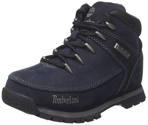 Timberland Unisex Kinder Euro Sprint Chukka Boots, Blau (Navy 484), 33 EU -