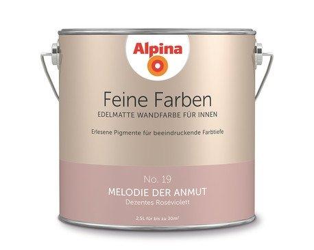 Alpina Feine Farben. Bestseller. McPaint Bunte Wandfarbe