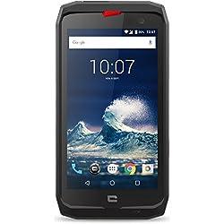Crosscall ACTION-X3 Smartphone portable débloqué 4G (Ecran: 5 pouces - 32 Go - Nano-SIM - Android) Noir