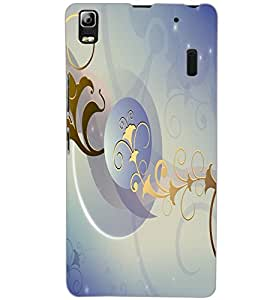 LENOVO A7000 PLUS ART Back Cover by PRINTSWAG