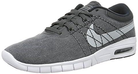 Nike Herren SB Koston Max Sneakers, Grau (002 Anthracite/Wolf Grey-White-Black), 41 EU