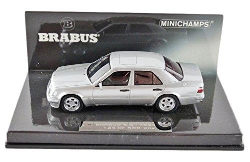 Minichamps-437032504-Brabus-500E W1246.5-1989-Maßstab gebraucht kaufen  Wird an jeden Ort in Deutschland