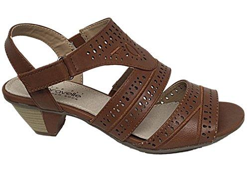 Foster Footwear ,  Damen Sling Backs Brown W