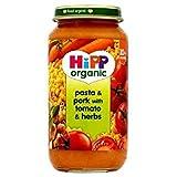HiPP Bio-Growing Up Mahlzeit Nudeln & Schweinefleisch mit Tomaten & Kräuter 250g