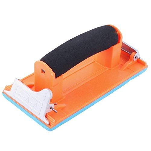 Schaum Rechteck Weichen Griff Wand Glatte Trockenbau Werkzeug Handschleifer de
