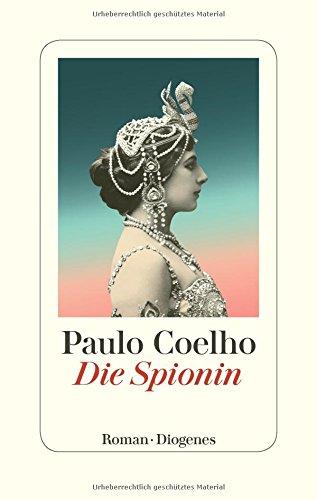 Buchseite und Rezensionen zu 'Die Spionin' von Paulo Coelho
