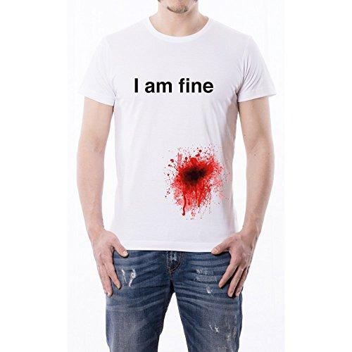 CiaoCompra - T Shirt I'm Fine - S