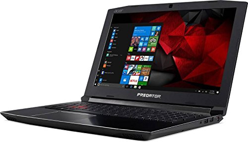 Acer Predator Helios 300 G3-572 Laptop (Windows 10, 8GB RAM, 1000GB HDD) Red & Black Price in India