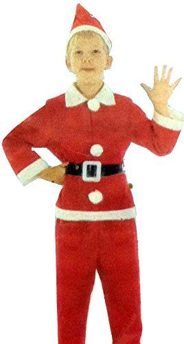 Momo&Ayat Fashions Unisex Christmas Accessories Costume Headband Elf Santa All Mix & Match (Kids Santa Costume, Large (Age 7-9 (Elf Kostüme Ebay)