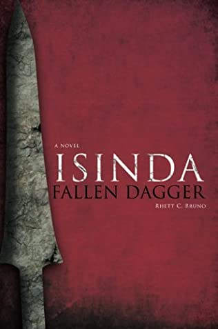 book cover of Isinda: Fallen Dagger
