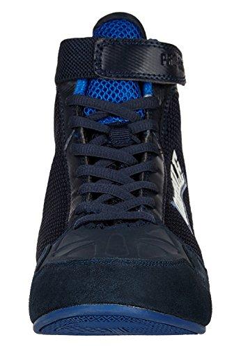 Lonsdale Herren Box Schuhe Cagney, Farbe:navy/ blue;Größe:7