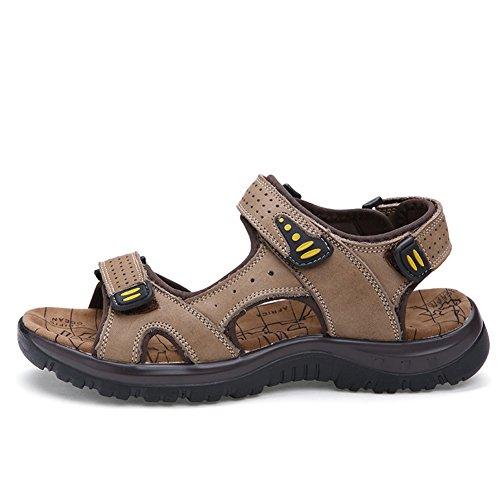Sandales pour hommes/Chaussures de sport anti-dérapant/Loisirs et épaisse semelle extérieure chaussure C