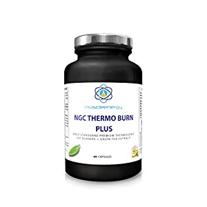 Muscleenergy Best Weight Loss Supplement-Weight Loss Pills-Thermo Burn-Advanced Thermogenic Fat Burner for Weight Loss-Best Weight Loss Supplement-Weight Loss Pills-Elevate Metabolic Rate-Green Tea Extract-Best Weight Loss-Supplement-for Fat Burning by Mu
