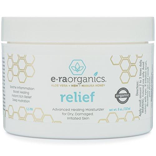 Era Organics & Eczema Psoriasis crema 240 ml avanzada curación no graso...