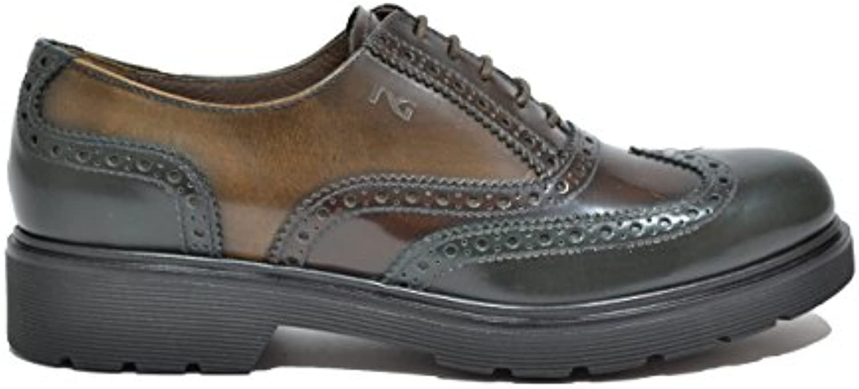 Nero Giardini - Zapatos de cordones para mujer