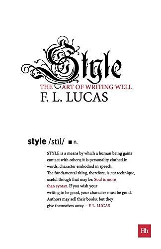 Style por F. L. Lucas