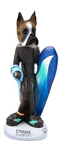 Boxer Surfer Doogie Sammelfigur
