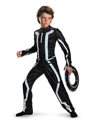 egacy Deluxe Kost-m Gr--e Medium (Tron Legacy Kostüme)