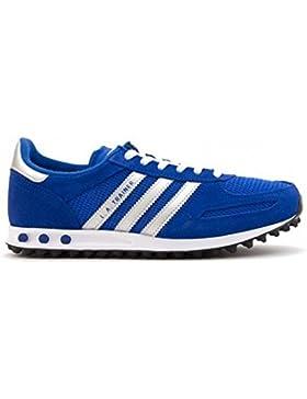 Adidas LA Trainer Damen Kinder Schuhe blau