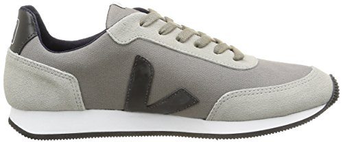 VEJA Arcade, Baskets Basses mixte adulte Gris (Grey/Oxford Grey/Black)