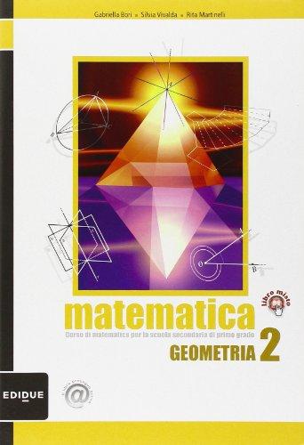 Matematica. Con espansione online. Per la Scuola media: 2