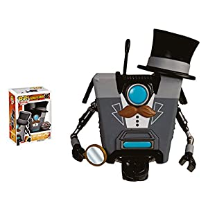 Funko Pop 'Gentleman' Claptrap (Borderlands 46) Funko Pop Borderlands