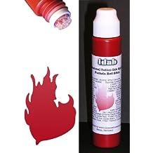 Unlimited Stencils IDAB farbapplikator Fuchsia Red 25ml