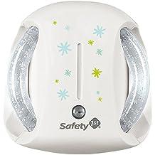 Safety 1st Night Light - Luz de noche automática, color blanco