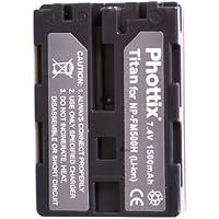 Phottix Li-ion Batterie rechargeable NP-FM500H