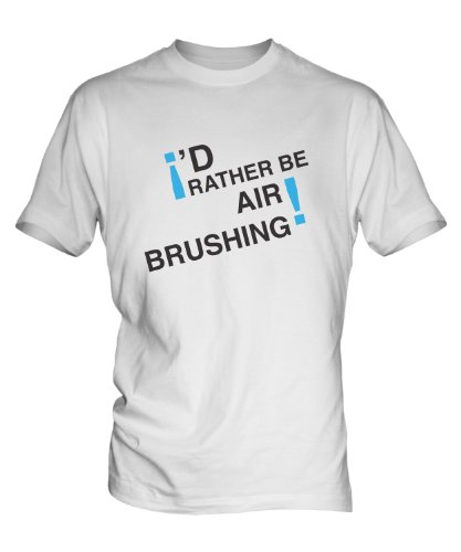 id-rather-be-airbrushing-mens-white-t-shirt-top-size-medium-colour-white