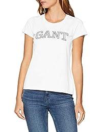 Gant Camiseta para Mujer
