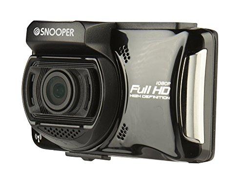 Snooper DVR-4HD, HD cámara con la correa Speed cámara para salpicadero base de datos