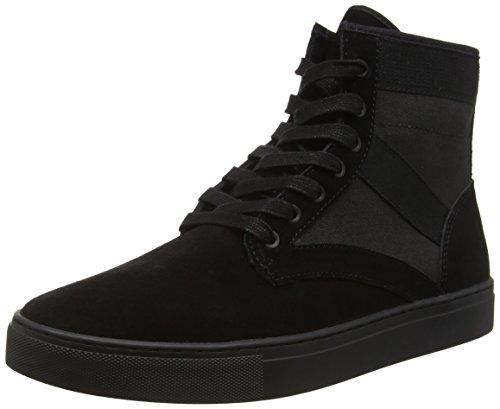 KG by Kurt Geiger Apicella, Men'S Hi-Top Sneakers, Black (Black), 10 UK...