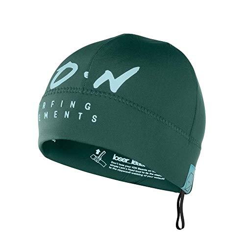 Ion Logo Neorpen Beanie/Mütze-Green-52 L Logo Beanie-mütze