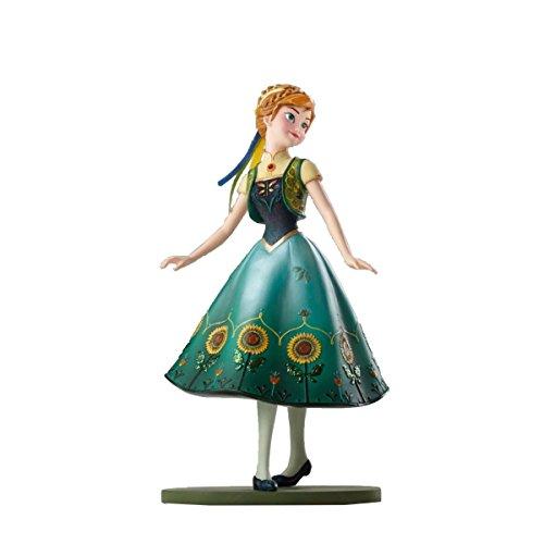 ENESCO 4051095 Disney Showcase Frozen Fever Anna Figur