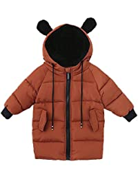 93d726b6ad5c Amazon.co.uk  Brown - Hoodies   Tracksuits   Baby Girls 0-24m  Clothing