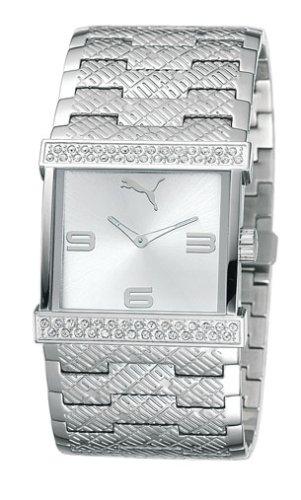 Puma Time - Swap 4357884 - Montre Femme - Quartz - Bracelet Acier Inoxydable Argent