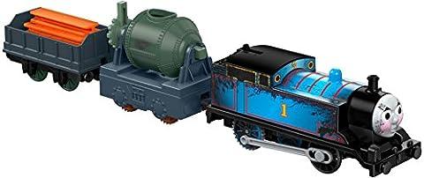 Thomas & Friends FBK20 Trackmaster Motorized Steelworks Thomas Engine