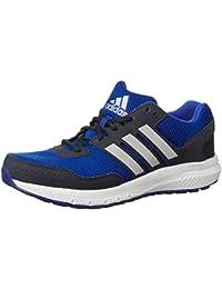 Adidas Stabil4Ever W - Zapatillas para Mujer, Color Azul/Blanco/Naranja, Talla 37 1/3