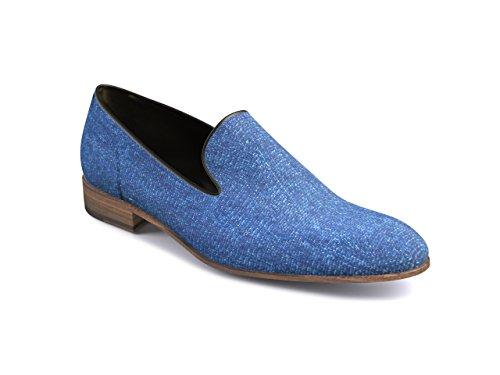DIS - Casanova - Mocassin - Homme Bleu
