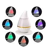 KEJEA 250 ml USB umidificatore a ultrasuoni colorato Diffusore aromatico, Diffusore di olio essenziale aromaterapia umidificatore Fendinebbia per casa, Yoga, Ufficio, Spa, Camera da letto, sala di bambino