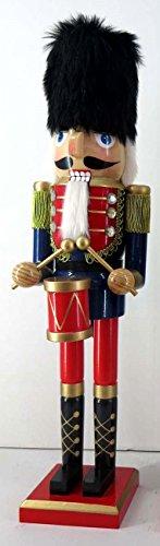 o Nussknacker 50 cm für Geschenke, Weihnachten, Dekoration (Nussknacker Dekoration)