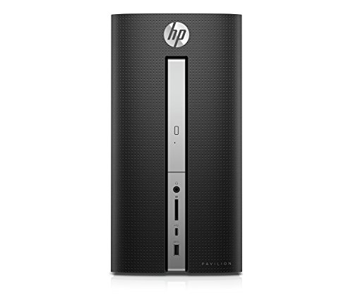 HP Pavilion 570-p041il 2017 Tower Desktop (7th Generation Intel Core i3-7100/4GB/1TB/Free DOS/Intel HD Integrated Graphics)